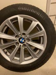 BMW F10 orginalfelgen mit sommerreifen