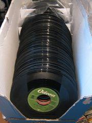 7 150 x DEKO -Vinyl-Singles - Sammlung -