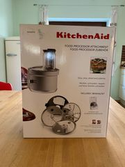 Foodprocessor Kitchenaid