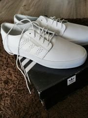 Adidas Leder Sneakers 40