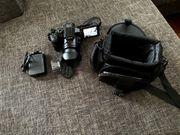 Spiegelreflex Systemkamera Digitalkamera Kamera Panasonic