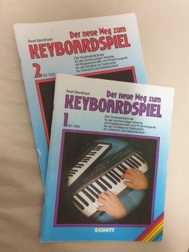 Keybord spielen lernen