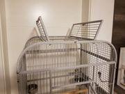 Vogelkäfig Käfig Voliere Schlafkäfig Papagei