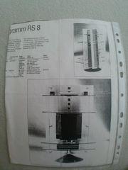 Roland Schmitt RS8 Designerregal