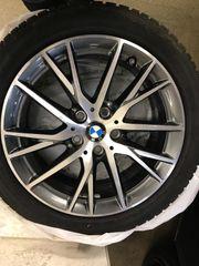 4 BMW KOMPLETTRÄDER 2ER F45