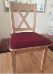 Eckbank Tisch Stühle Massivholz