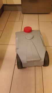 Abwassertank Rolltank