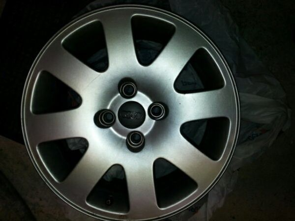 Audi-Felgen 7x16