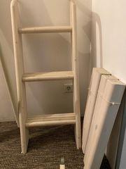 Flexa Erweiterung halbhohes Kinderbett weiss