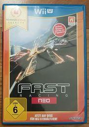 Wii U Fast Racing Neo