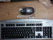 PC Tastatur incl Mouse neu