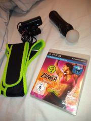 Playstation 3 Zumba Zubehör