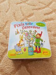 Pixi Bücher Osterdose WIE NEU