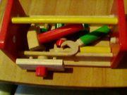 Werkzeugkasten aus Holz