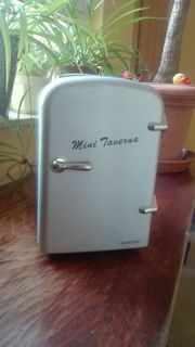 Klarstein Mini-Kühlschrank Mini-Taverna