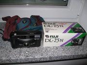 Fuji Automatik-Kompaktkamera DL-25N zu verkaufen