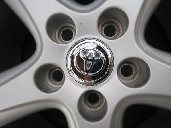 4 original Toyota Corolla Verso