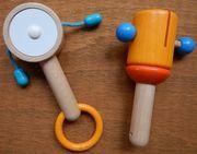 Holzinstrumente für Kleinkinder