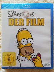 Simpsons Der Film Blu-ray Original