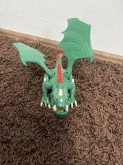 Playmobil grüner Drache