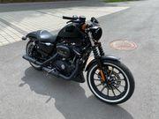 Harley Davidson XL 883N Iron