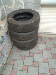 Allwetter Reifen mit gutem Profil