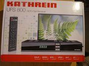 HDTV SAT Receiver Kathrein UFS