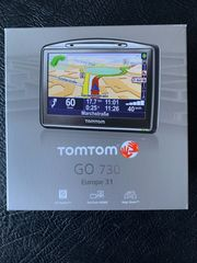 TomTom GO 730 Traffic Europe