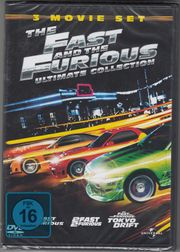 DVD The Fast and the