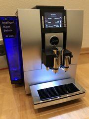 jura z6 Kaffeevollautomat Ohne Touch