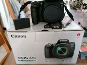 Camera Canon 77D