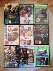 PC Spiele Farcry Doom 3