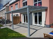 Profile Alu-Terrassenüberdachung 5m x 3m -
