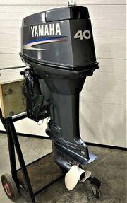 YAMAHA Außenbordmotor 40 PS Power