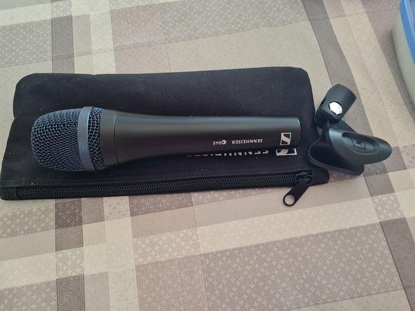 Mikrofon Sennheiser e 945