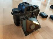Sony Alpha A7S II Schwarz