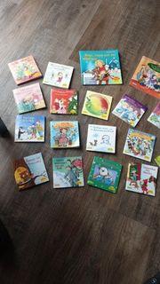 19 kleine Pixi Bücher