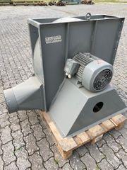 Ventilator Schuko
