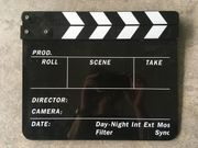 Original-Filmklappe