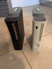 Zwei Xbox 360 Konsolen
