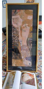 Wunderschönes Bild von Klimt