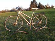 Da-Fahrrad wie neu Nabenschalt Alfine