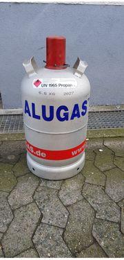 ALUGAS 11 kg Tauschflasche zu