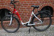 Damen-City-Fahrrad Hercules Flower 7