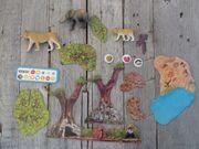 Tiptoi Tier-Set Elefant Löwen Nr 00743