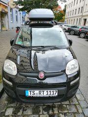 Fiat Panda - heisse Kiste
