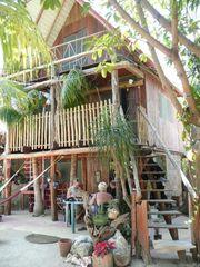 Robinson Crusoe Aufgepasst Haus in