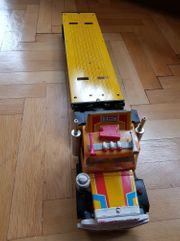 Spielzeugauto DDR Blechauto MSB Blechspielzeug