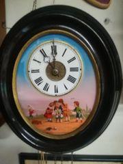 Alte Uhren zur Ersatzteilgewinnung