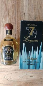 Tequila 7 Leguas Anejo 0